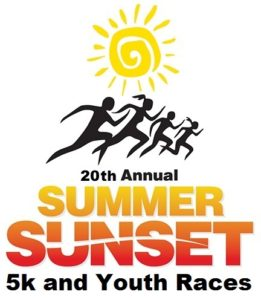 20th Summer Sunset 5K and Youth Race