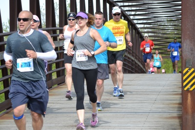 Fox River Trail Runner's Great Western Half Marathon