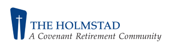 The Holmstad - A Convenant Retirement Community<