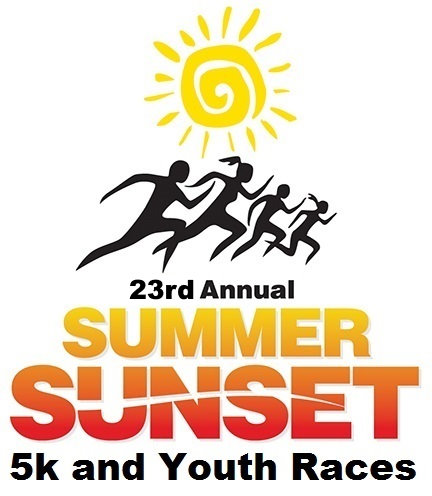 23rd Summer Sunset 5K and Youth Race